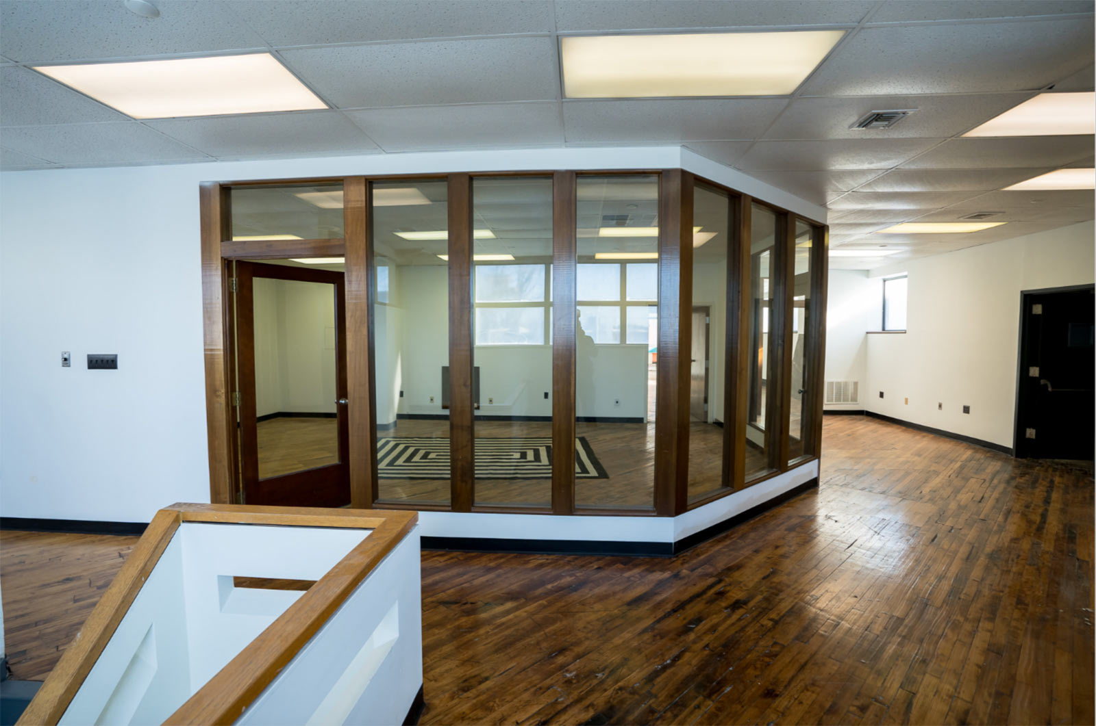 Interior Commercial Painting Project