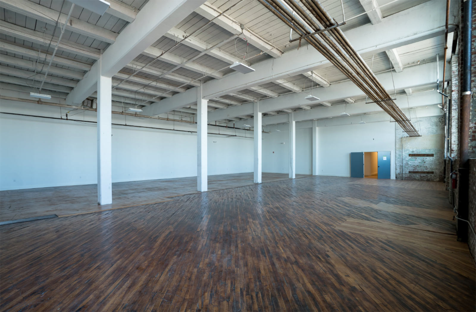 Philadelphia Interior Commercial Painting Project