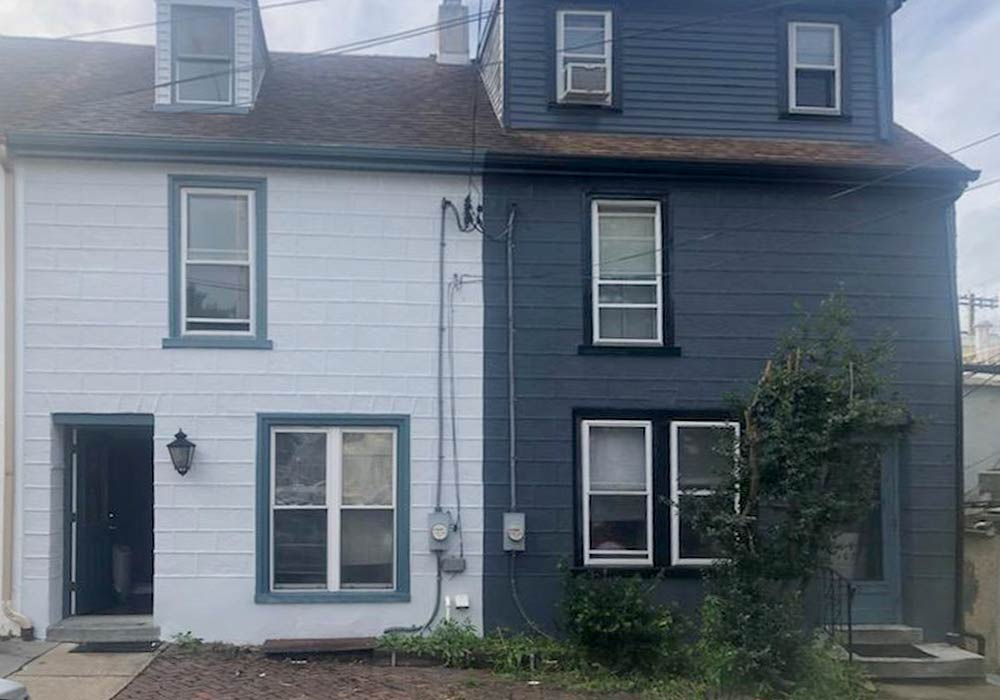 After-Home Exterior Paint Project